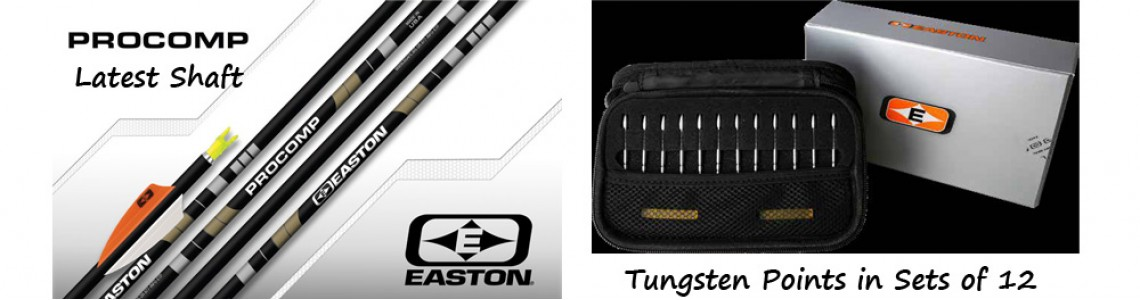 Easton Tungsten and Pro Comp