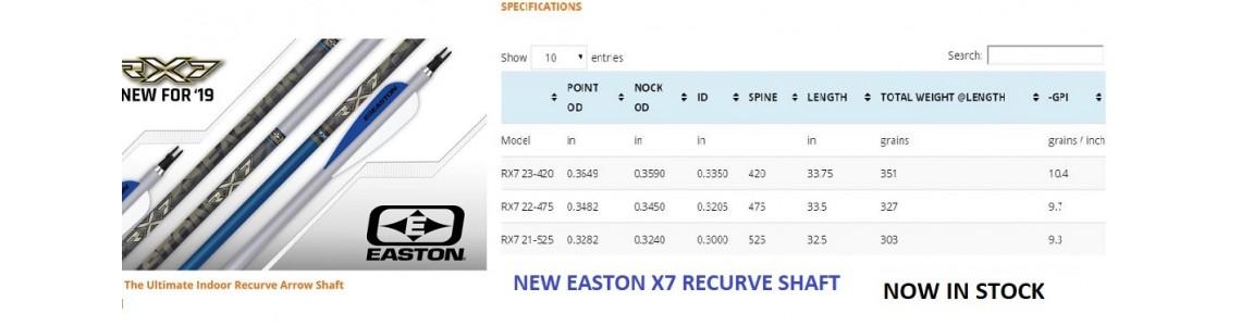 Easton RX7 Indoor Shaft