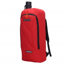 Legend Artemis Recurve Archery Backpack with arrow tube: Red only : JE36