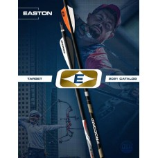 Easton Archery 2021 Target Catalogue (request your copy free with with any purchase): MISC