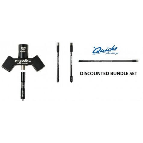 EPIC FUSION EX Stabiliser Set : 10% Discounted Bundle : ER01, ER02x2, ER03 + ER04 : ER01 set