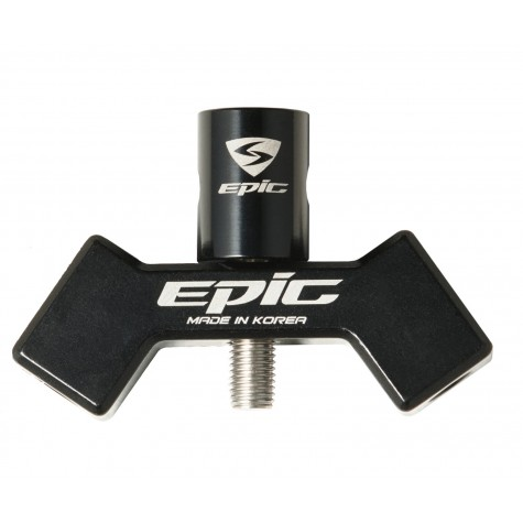 Epic Fusion  Fixed angle V-Bar with 5/16 threads (each) : ER04V-Bars / OffsetsER04
