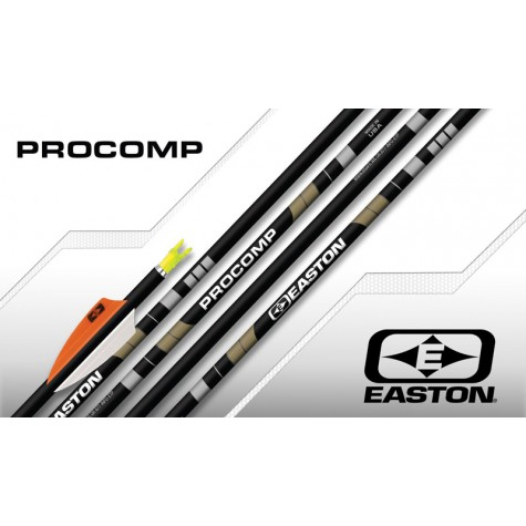 Easton ProComp SHAFTS (per 12) : ES55
