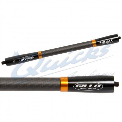 Gillo GS8 High Module Carbon Stabilisers : Twin Rod (each) : AR61Twin RodsAR61