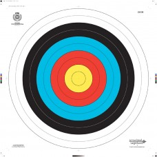 Target Face  Arrowhead 122cm Re-inforced  (roll of 50) : AT30