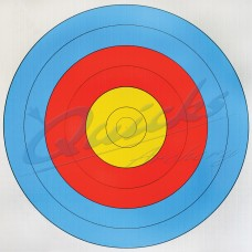 Target Face 80cm Arrowhead Re-inforced Face 10 - 5 ZONE (each) : AT38