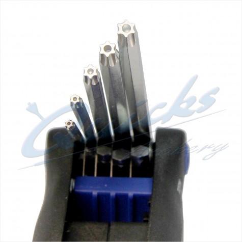 Beiter Bow Wrench / Torx & Hex set : BA48Hex / Torx SetsBA48