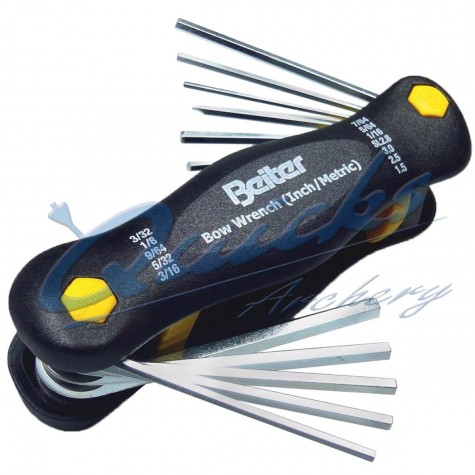 Beiter Bow Wrench / Hex set : BA49Hex / Torx SetsBA49