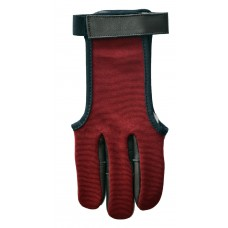Acer Burgundy Traditional Shooting Glove : BH82