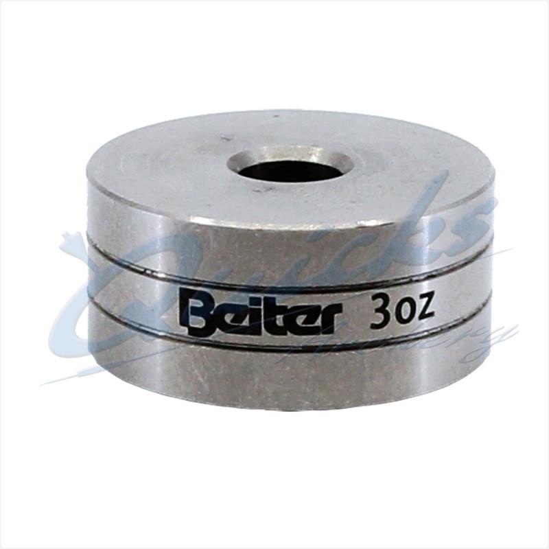 Beiter V-Box 3 Oz Disc Weight 15 mm