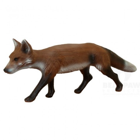 Bearpaw Longlife Sneaking Fox 3D Target : SORRY OUT OF STOCK : BT41Target BossesBT41