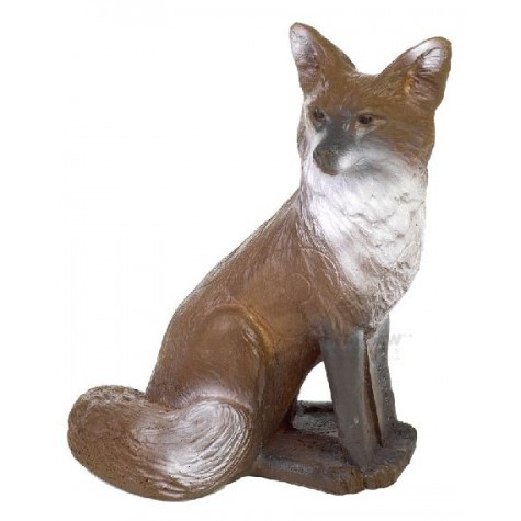 Bearpaw Longlife Sitting Fox 3D Target : SORRY OUT OF STOCK : BT42Target BossesBT42