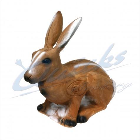 Bearpaw Longlife Hare 3D Target : BT44Target BossesBT44