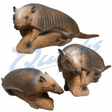 BT45 Bearpaw Longlife Armadillo 3D Target : SORRY OUT OF STOCK