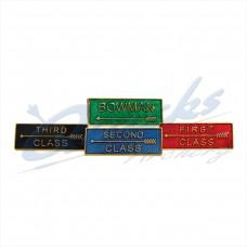 CA11 Quicks Classification Badges