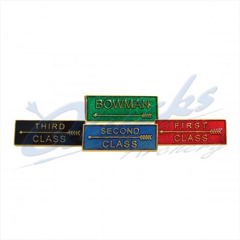 Quicks Classification Badges : CA11BadgesCA11