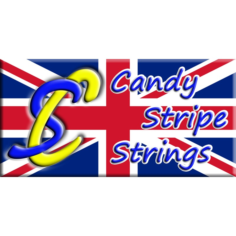 Candy Stripe Strings
