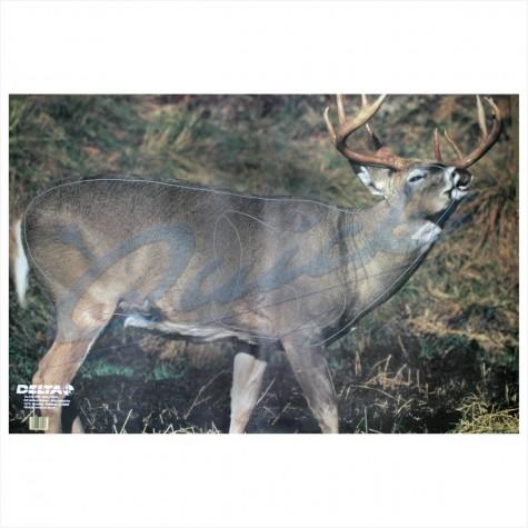 Delta Tru-Life Target Face Whitetail Deer No.203 : DT23AnimalDT23