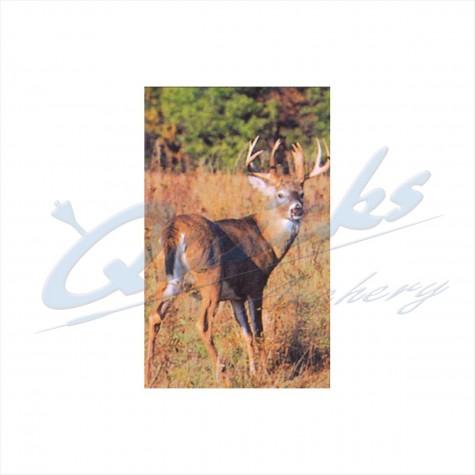 Delta Tru-Life Target Face Big Deer No.404 : DT26AnimalDT26