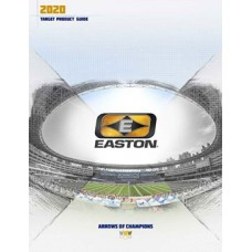 Easton Archery 2020 Target Catalogue (request your copy free with with any purchase): MISC