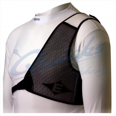Easton Mesh Chest Guard : EC25ChestguardsEC25