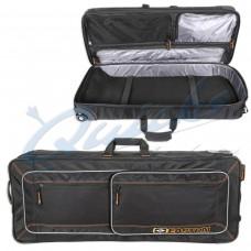 EE18  Easton 3915 Deluxe Roller Case Black