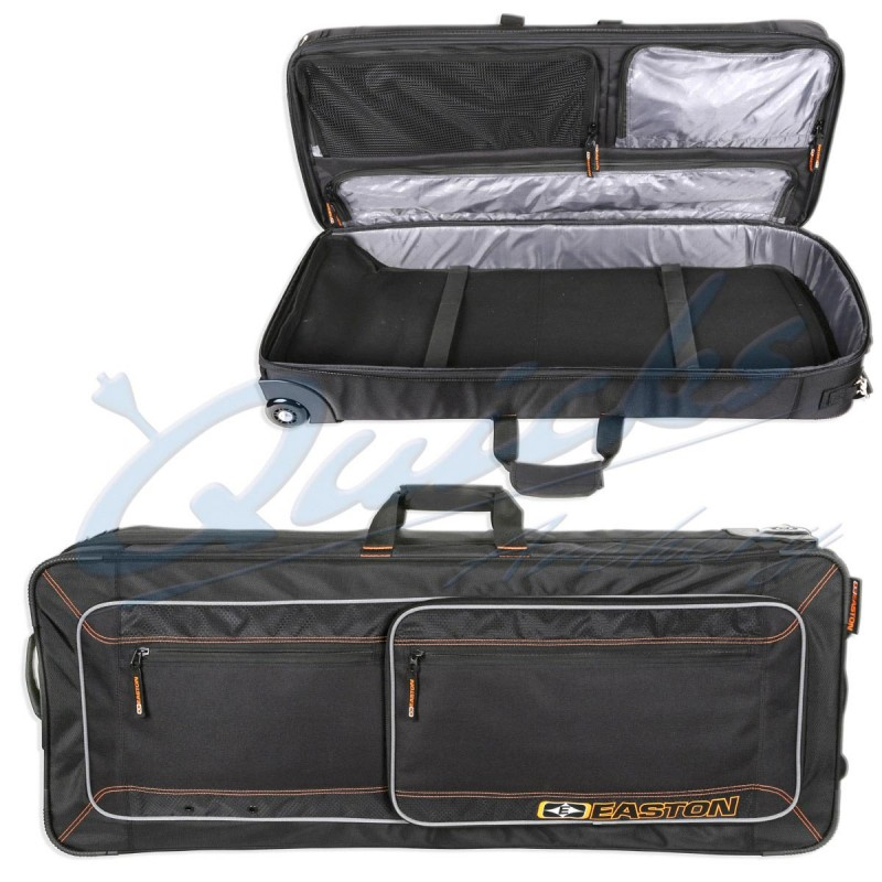 2f188e5fc6 Easton 3915 Deluxe Roller Case Black   EE18Recurve Bags   CasesEE18