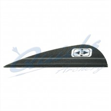 Easton Tite Vanes Parabolic Size 1.75 Parabolic (per doz) : EF05
