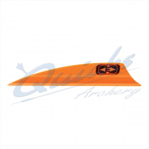 Easton Tite Vanes 200 Shield (per doz) : EF05Plastic VanesEF05S