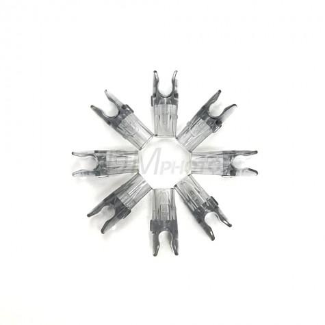 Easton Pin Nock 2015 Re-Designed with string fit 088 or 1/4inch (each) : EN10Pin NockEN10 088