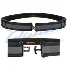 Easton De-Luxe Belt Grey/Black : EQ40