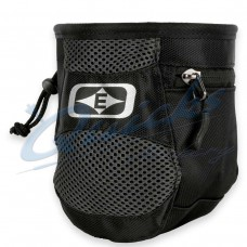 EQ49 Easton De-Luxe Release/Accessory Pouch Grey/Black matching EQ42/44 Deluxe quivers