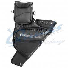 EQ52 Easton Elite Hip Quiver with matching belt