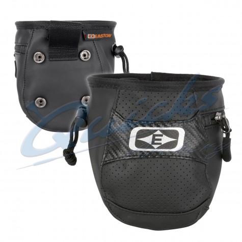 Easton Elite Release/Accessory Pouch Grey/Black : EQ59Accessory BagsEQ59