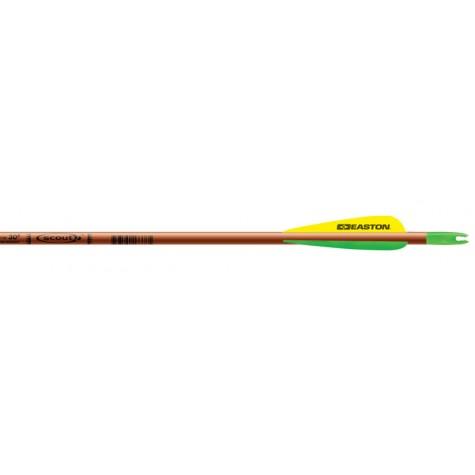 Easton Scout Fibreglass Club Arrows SETS OF 6 : ES28Basic / Leisure ArrowsES286