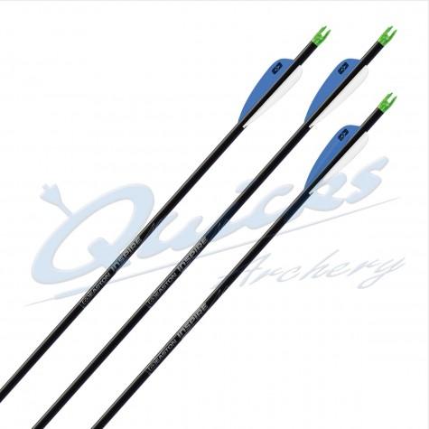 Easton Inspire 750 Arrows Complete (Set of 8) : ES68Carbon ArrowsES68