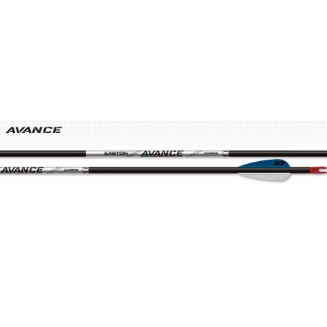 Easton Avance Carbon Arrows ES72