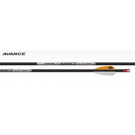 Easton Avance Carbon Arrows (per 8) : ES74 : Quicks Archery