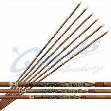 ES94 Easton 5mm AXIS Traditional SHAFTS (per 12)