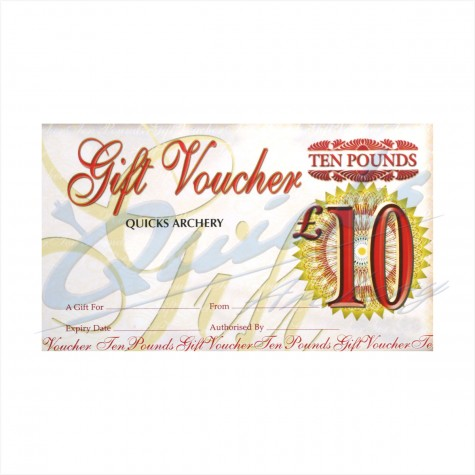 Quicks Gift Vouchers FOR USE IN OUR SHOWROOMSChristmas IdeasGIFT