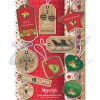 Egertec Christmas Novelty Faces : Pack of 10 assorted : GT33New ProductsGT33