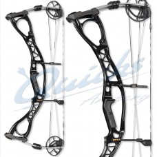 "HB02 Hoyt Charger ZRX : 2014 Model : RH Black 40-50 : 24""-26.5"" : LAST ONE"