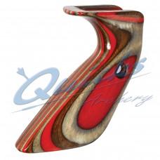 HB14 Hoyt High Wood Grip - Coloured Model