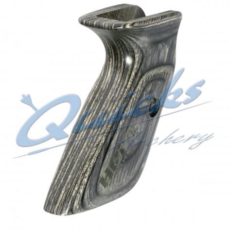 Hoyt High Wood Grip : LH BLACK ONLY : HB14Recurve AccessoriesHB14