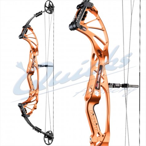 Hoyt Prevail 37 Compound Bow : SVX Cam : HB39Compound Target BowsHB39