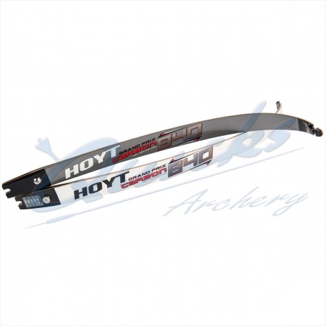 Hoyt Grand Prix Carbon Wood 840 Limbs : HB94Recurve Target BowsHB94
