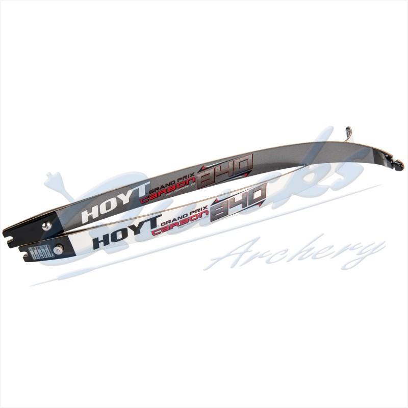 HB94 Hoyt GP Carbon Wood 840 Limbs
