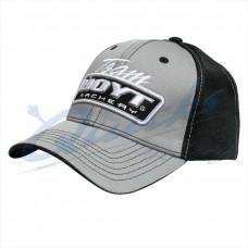 HC81 Hoyt United Grey/Black Cap