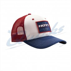 HC83 Hoyt Red, White and Blue Cap