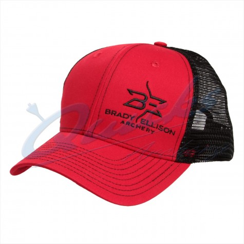 HC91 Brady Ellison / Hoyt Red, Black Cap
